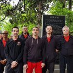 Shaolin Temple - Wing Chun Plaque